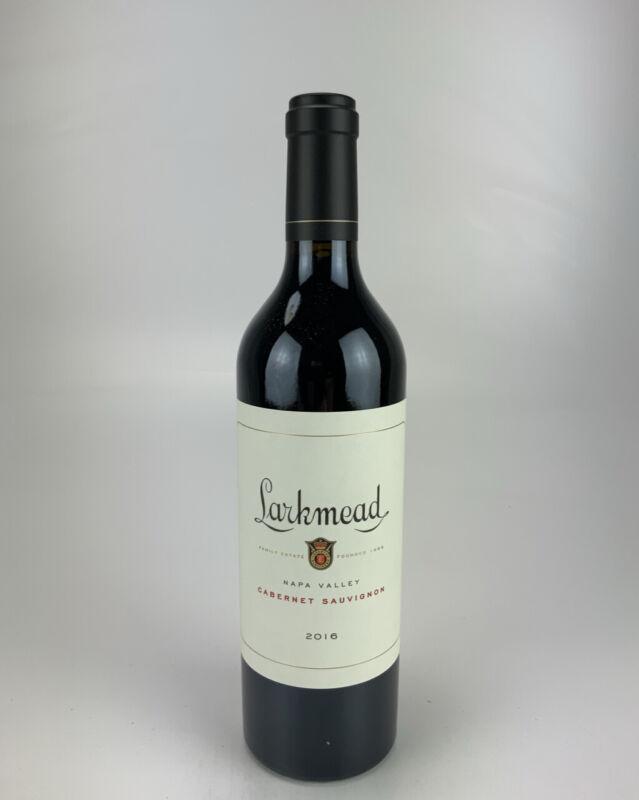 2016 Larkmead Vineyards Cabernet Sauvignon WE--98
