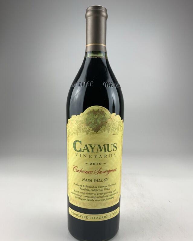 2019 Caymus Cabernet Sauvignon 1.0 L