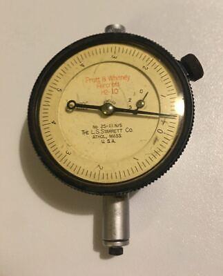 Starrett 25-111 Dial Test Indicator