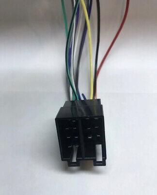 International Stereo Wiring Harness Rig Truck Radio Cd Player In Dash Plug Play
