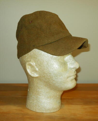 WW2 Imperial Japanese Navy EM / NCO Summer Field Side Cap #3 - EXCELLENT!