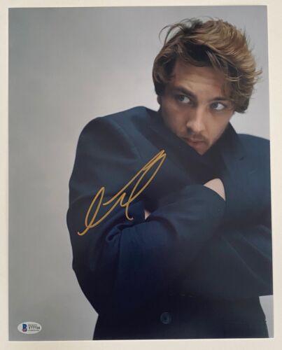 Cody Fern Signed Autographed 11x14 Photo AMERICAN HORROR STORY Beckett BAS COA