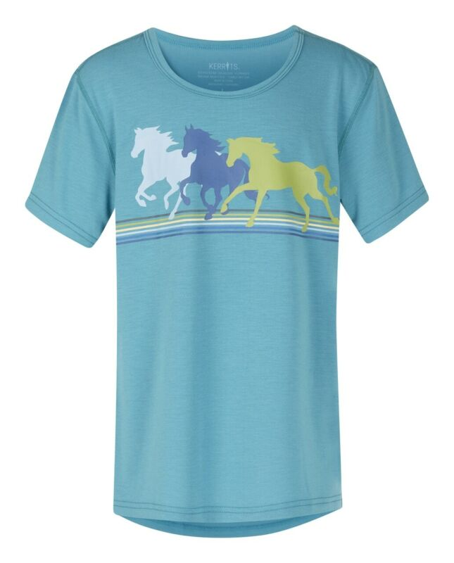 Kerrits Kids Pony Power Tee - Maui