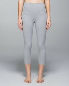 Lululemon high rise wu leggig