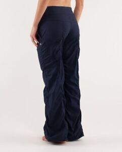 Lululemon studio pants *inkwell*