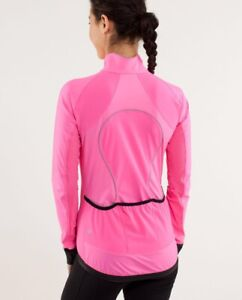 Lululemon Paceline Jacket, Size 6