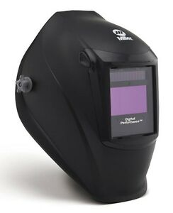 Miller-256159-Black-Digital-Performance-Series-Auto-Darkening-Welding-Helmet