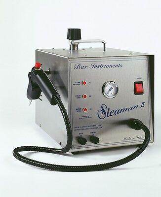 Bar Steaman Ii Steam Cleaner 12 Gallon Dental Jewelry Usa