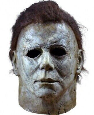 Halloween 2018 Michael Myers Latex Mask Trick or Treat Studios ()