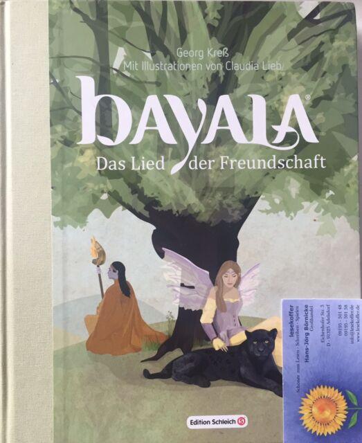 Bayala Schleich Das Lied der Freundschaft 70607 Elfen Surah Eyela Sera Remiex