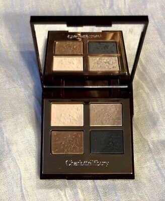 Fallen Angel Make Up (CHARLOTTE TILBURY The Fallen Angel luxury eyeshadow)