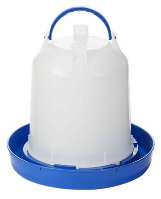 Double-tuf Dt9862 Plastic 2.5 Gallon Poultry Waterer