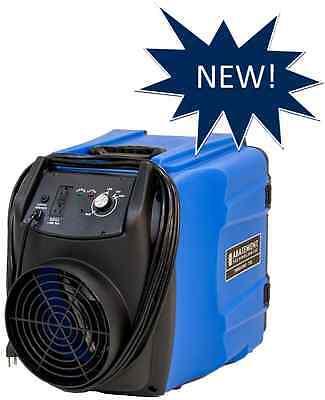 Abatement Technologies Predator 750 Hepa Filtered Air Scrubber Pred750hc 750 Cfm