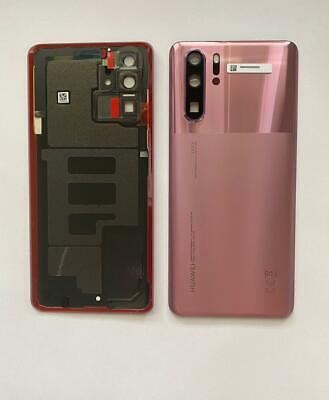 Tapa ORIGINAL Huawei P30 Pro ROSA con LENTE (VOG-L29)