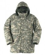 Military Issue Parka