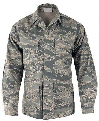 New Airman Battle Uniform - NEW Military Coat, Womens, Airman Battle Uniform, 6L (LONG) NSN 8410-01-536-3779