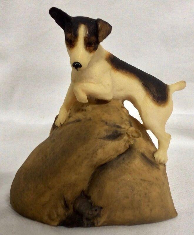 Fox Terrier on Sacks - Lot AH42