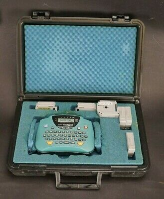Brother P-touch Label Printer Model Pt-65 With Extras