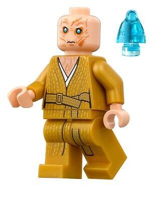 LEGO® Star Wars Supreme Leader Snoke with Palpatine Hologram - Last Jedi - 75190