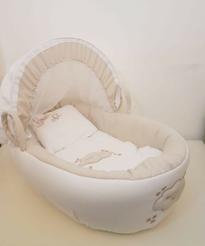 Moses Bassinet For New Bornes