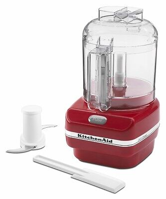 KitchenAid RR-KFC3100 3 Cup Food Processor Chef's Chopper Chop Mince 3 Colors