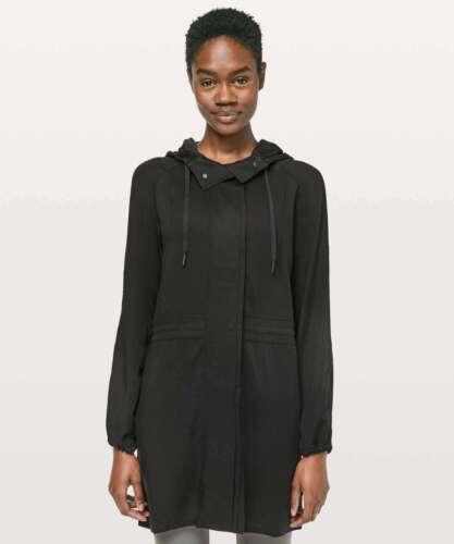 Lululemon Women's City Stroll Jacket BLK Black