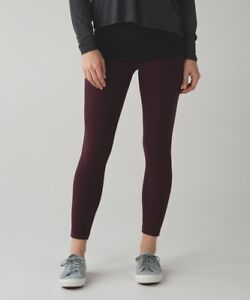 Lululemon Wunder Under legging