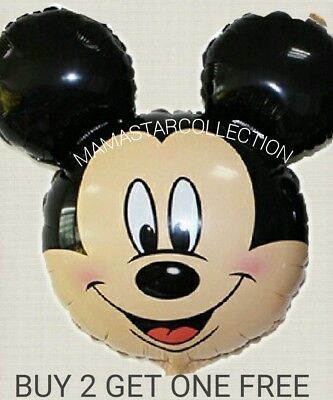 New MICKEY DISNEY  MOUSE Balloons Birthday BABY SHOWER balloon 27.5