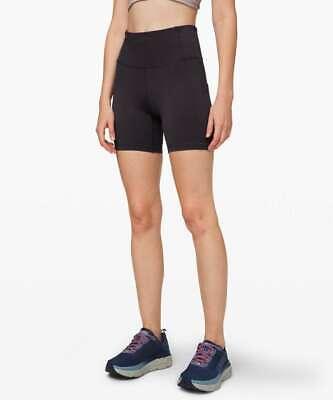 Lululemon Women's Fast Free Short ITGC Intergalactic Size 6
