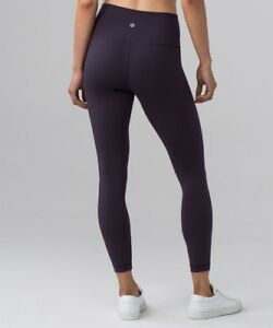 Lululemon Wunder Under Hi-Rise 7/8 Tight Full-On Luxtreme 25""