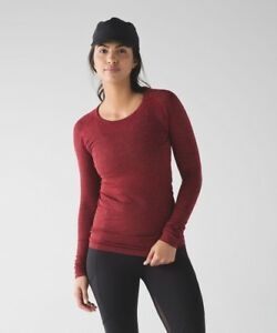 Lululemon swiftly long sleeve