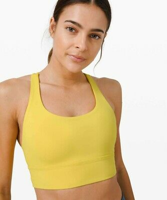 Lululemon Soleil Energy Bra Long Line Size 6 New with tag
