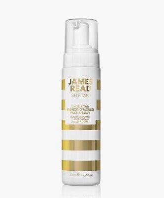 James Read Self Tan 1 Hour Bronzing Mousse (200ml)