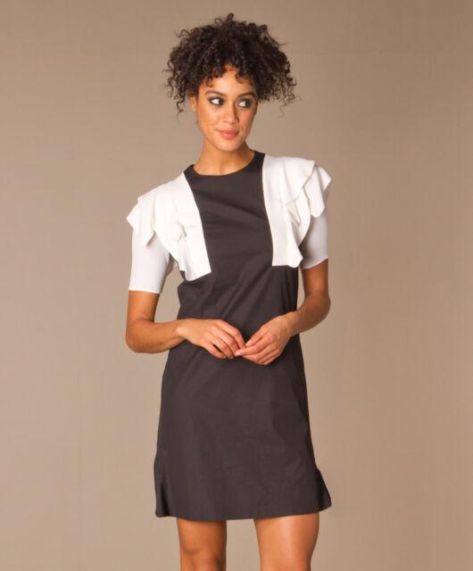 Chloe black and white dress