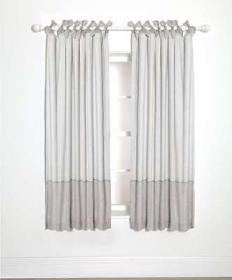 Mamas and Papas - Welcome To The World - Tab Top Curtains (132 x 160 cm)