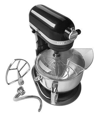 kitchenaid-rkp26m1xcv-pro-600-stand-mixer-6qt-black