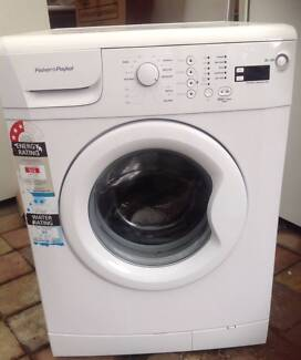 Fisher and Paykel 7kgs Front Loader Sydney City Inner Sydney Preview