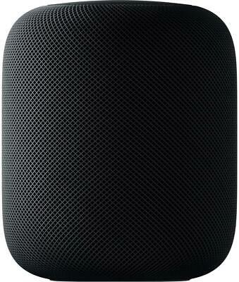 Apple HomePod Space Grey Built-in Siri Wireless smart speaker Siri built-in