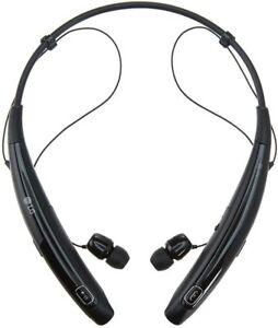b67565866b9 LG TONE PRO HBS-760 Black Neckband Headsets for sale online | eBay