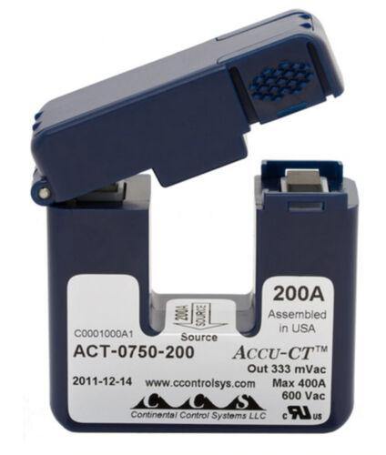 SolarEdge SE-ACTL-0750-200-NA 200A Split-Core Current Transformer