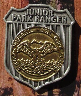 Junior National Park Ranger Badge – Metal – New