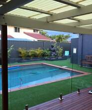 1x Roll of Australian Made Synthetic Grass 25mm - 1.85M x 10M Cornubia Logan Area Preview