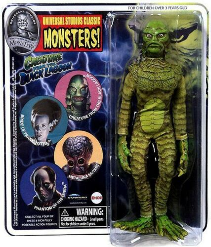 DIAMOND SELECT TOYS Universal Monsters Retro Creature from the Black Lagoon Fig