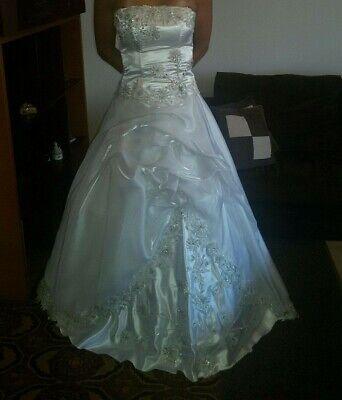 Vestito da sposa usato