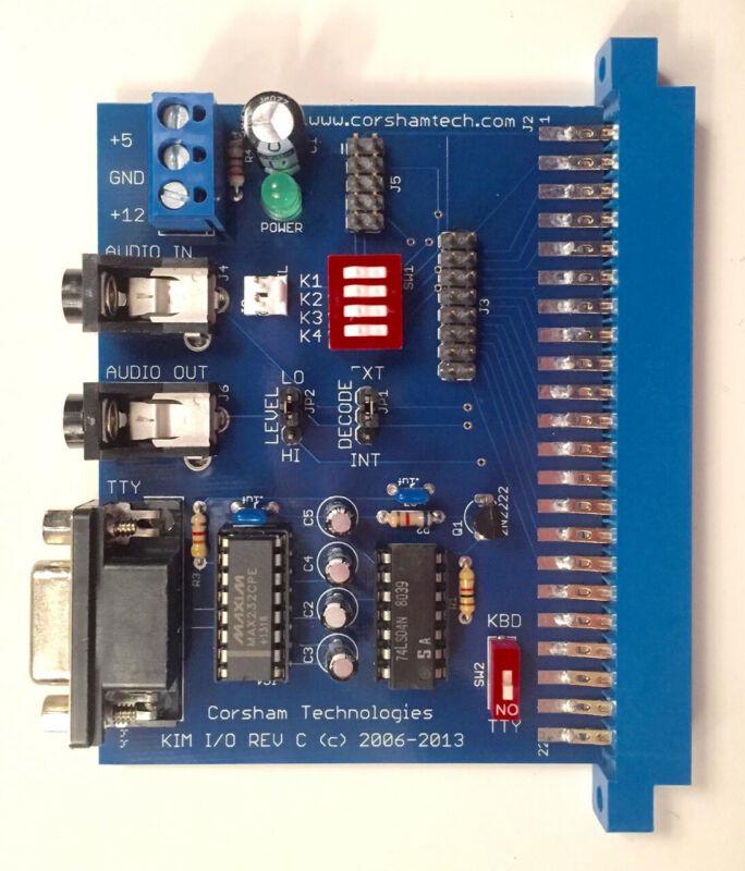 KIM-1 I/O Board - new