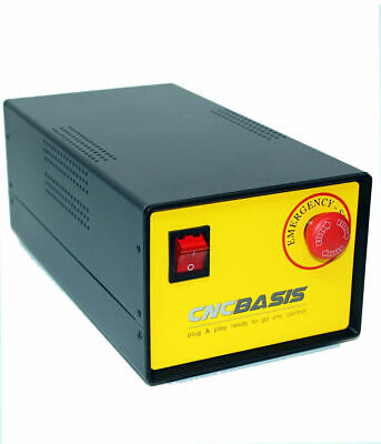 Cbx 1.7 Cnc Controller 24v 13.4a Up To 282 Ozin Torque 4 Axis