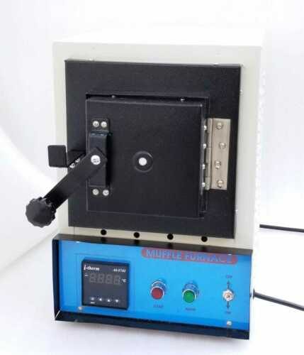 Muffle Furnace Digital Lab Science Heating Equipment 220V