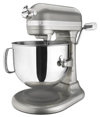 KITCHENAID KSM7586PSR, PRO-LINE SERIES 7-QUART BOWL-LIFT STAND MIXER - SILVER