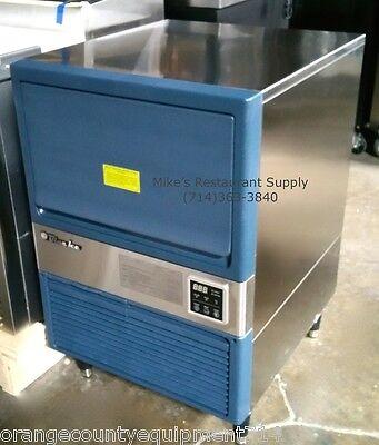 New 150 Lb Ice Machine Storage Bin Blue Air Blui-150a 4430 Commercial Nsf