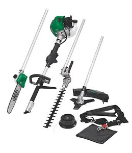 4 in 1 Petrol Gardening Kit Whipper Snipper Blade Chainsaw Hedger Laverton North Wyndham Area Preview